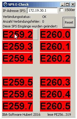 SPS E_Check